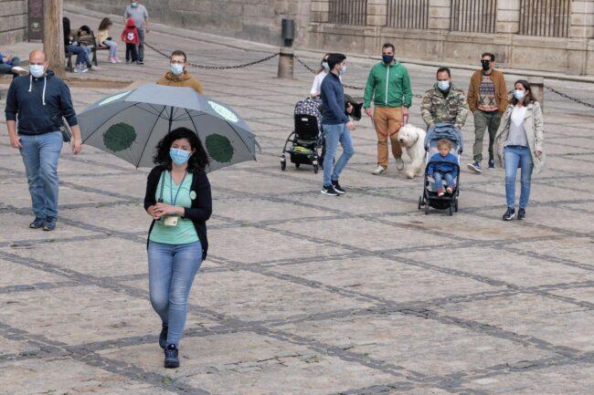 Estefanía guia de Toledo a pie en su free tour