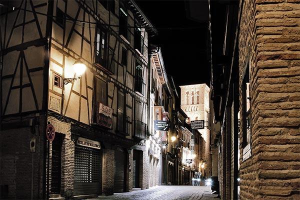 Calle de Santo Tomé de Toledo